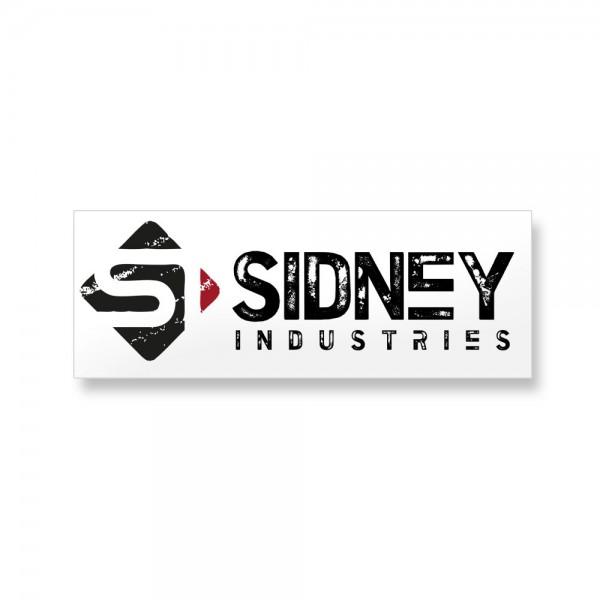 Sticker Sidney Industries Basic 10x3cm