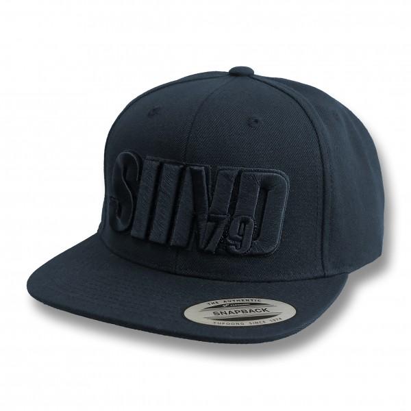 Cap SIIND79 darkblue