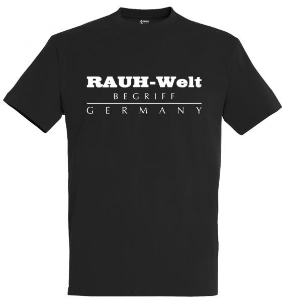 T-Shirt Rauh-Welt Begriff Germany Basic
