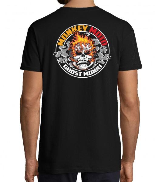T-Shirt Ghost Monki
