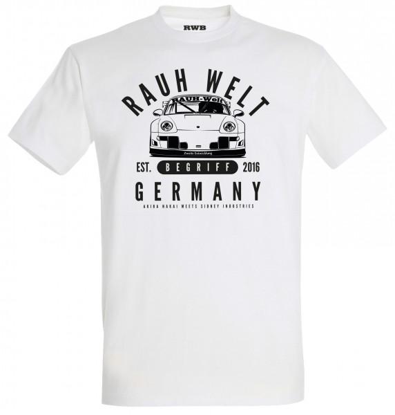 T-Shirt RWB Germany Akira meets Sidney