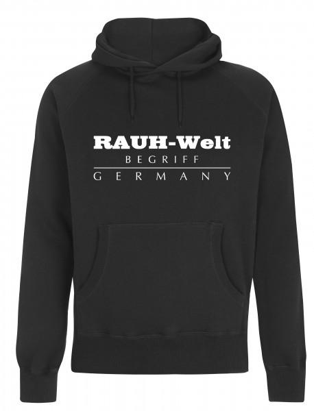 Hoodie Rauh-Welt Begriff Germany Basic