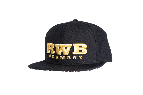 Cap RWB Germany gold