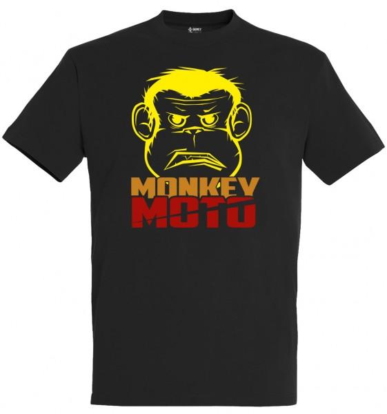 T-Shirt Monkey Moto