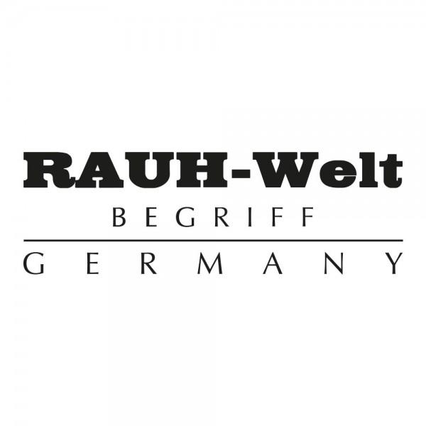 Sticker RAUH-Welt Begriff Germany schwarz 13x6cm