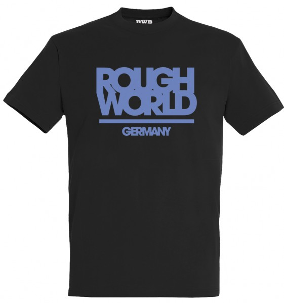 T-Shirt Rauh-Welt Rough World clean