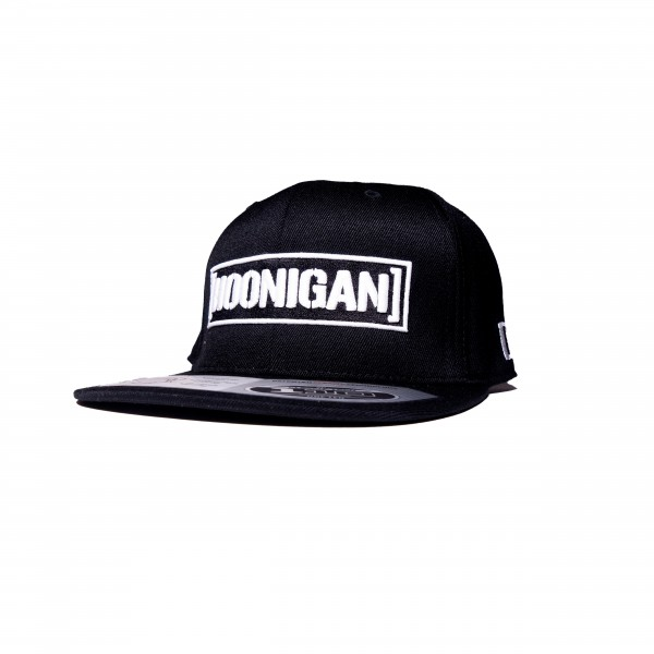 Hoonigan CENSOR BAR 110 snapback black