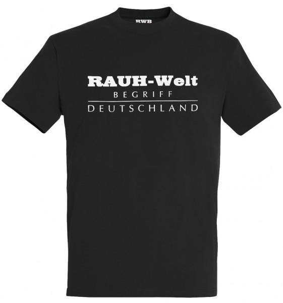 T-Shirt Rauh-Welt Basic Deutschland