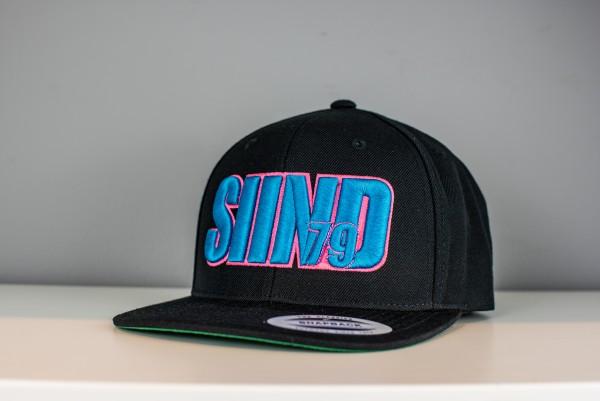 Cap SIIND79 3d türkis