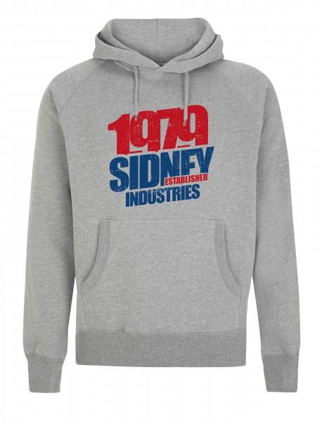 """Hoodie Sidney Industries """"Established"""""""