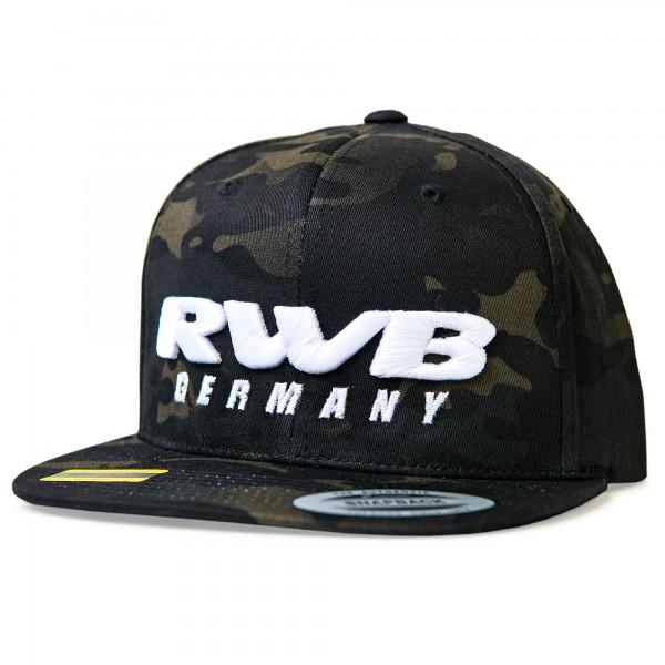 Cap RWB Germany Camouflage