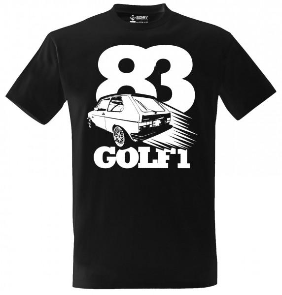 T-Shirt Golf 1