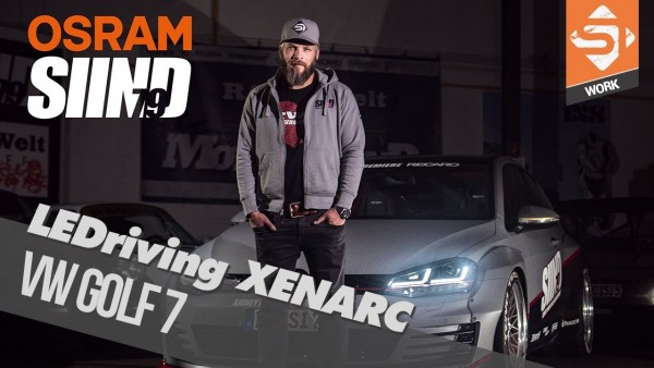 OSRAM LEDriving® XENARC® Golf 7 Scheinwerfer