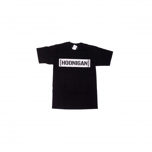 T-Shirt Hoonigan black/white