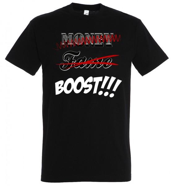 T-Shirt Money Fame Boost 2.0