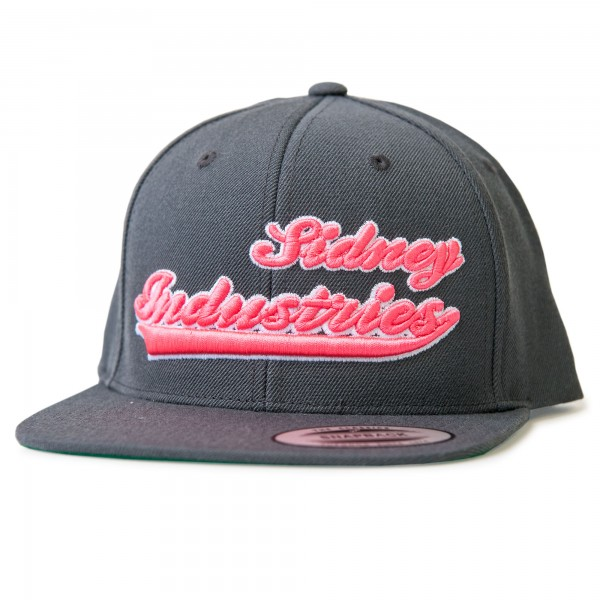Cap Sidney Industries 3d grey/pink