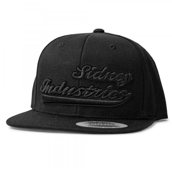 Cap Sidney Industries 3d black/black