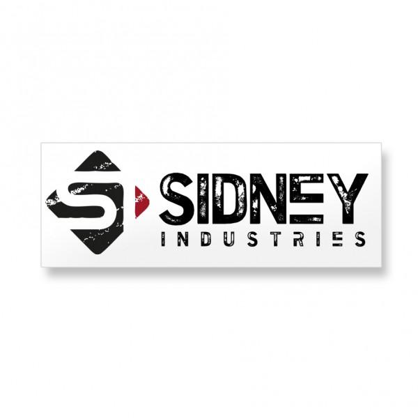 Sticker Sidney Industries Basic 20x6,5cm