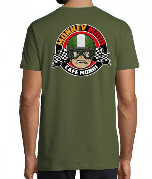 T-Shirt Cafe Monki